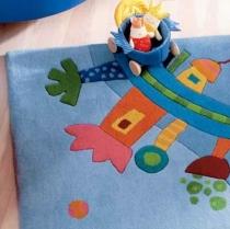 Детские коврыи пуфы