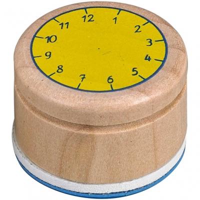 Штампик для изучения времени