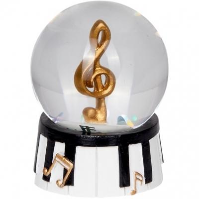 Сувенирный стеклянный шар