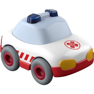 Машинка швидкої допомоги з моторчиком