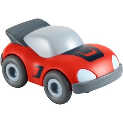Красная гоночная машинка