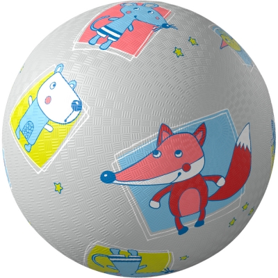 Каучуковий м'яч