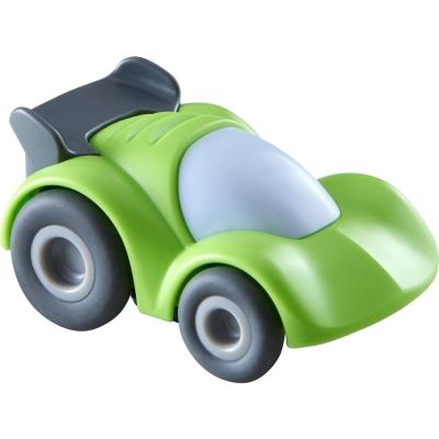 Машинка гоночна зелена з моторчиком