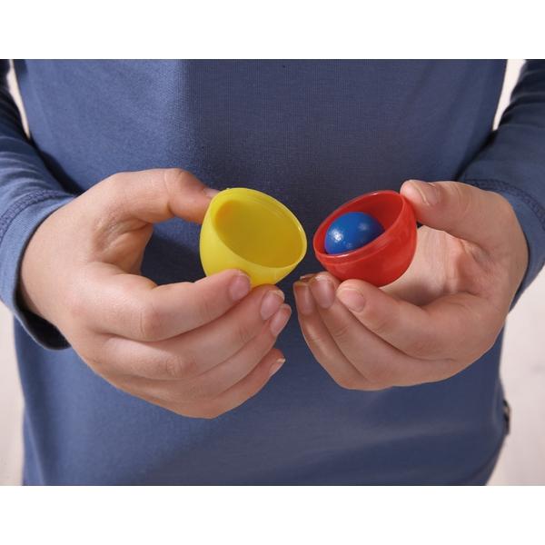 """Игра на цветовое восприятие """"Яйца"""""""