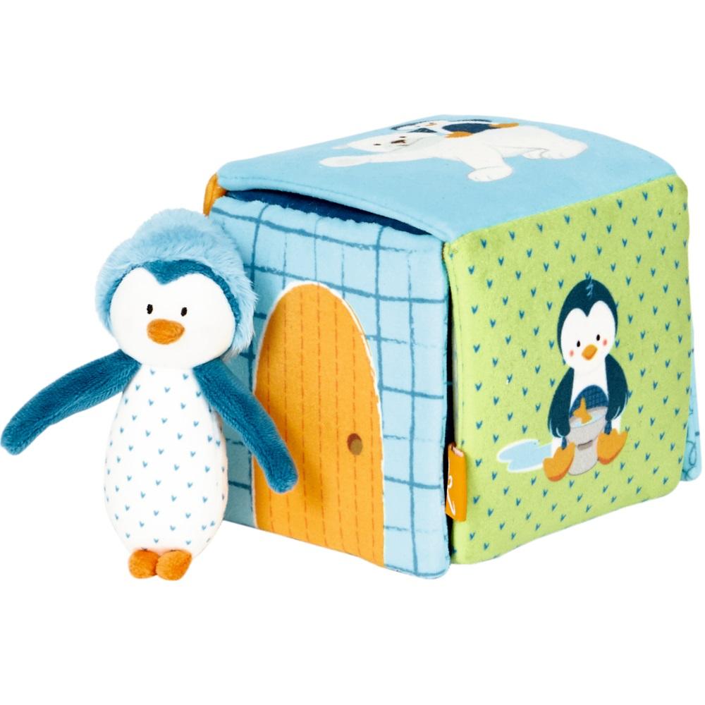"""Игровой куб """"Пингвин"""""""