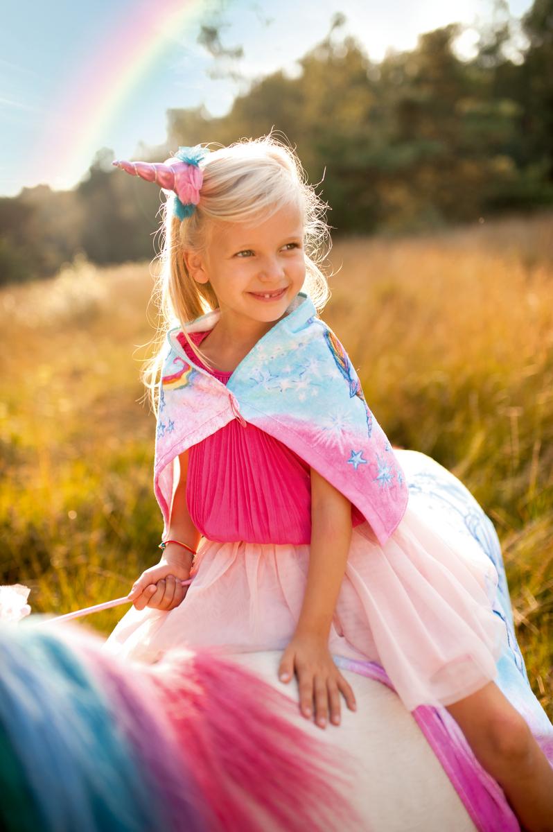 "Волшебное полотенечко ""Принцесса Лиллифея"" единорог"