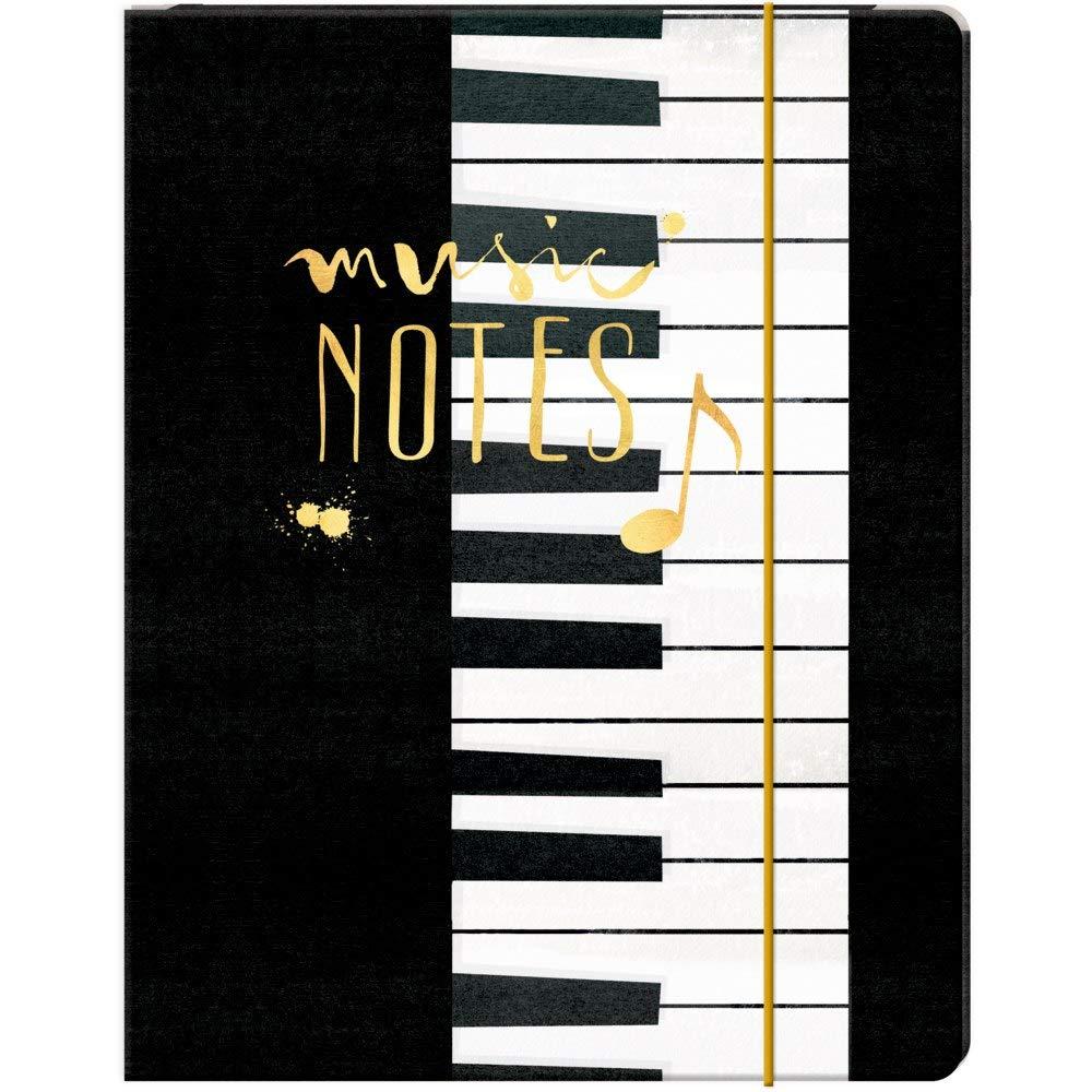 """Папка для нот на резинке """"Звуки музыки"""""""