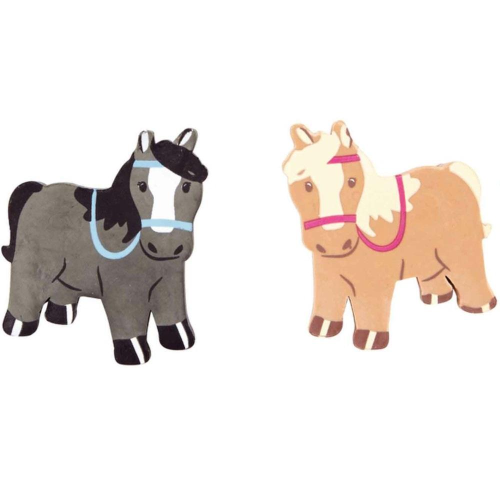 """Набор ластиков """"Друзья Лошадей"""""""