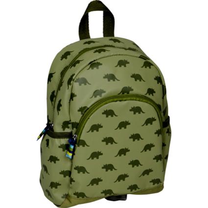"""Маленький рюкзак """"Светлячок"""" зеленый"""