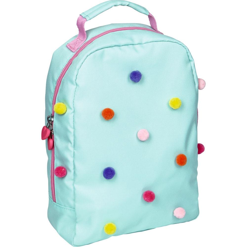 """Маленький рюкзак """"Принцесса Лиллифея"""" помпоны"""