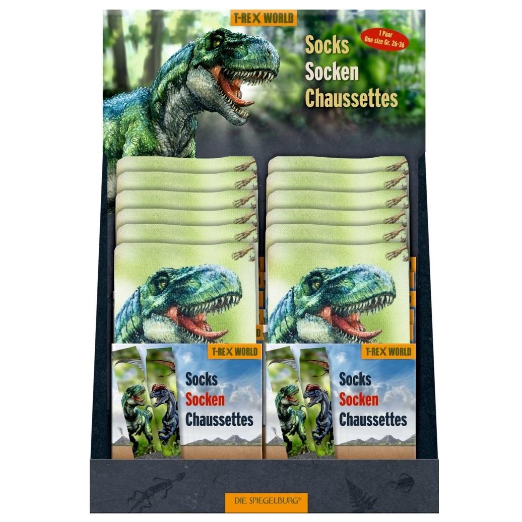 """Волшебные носки """"Мир Динозавров"""""""