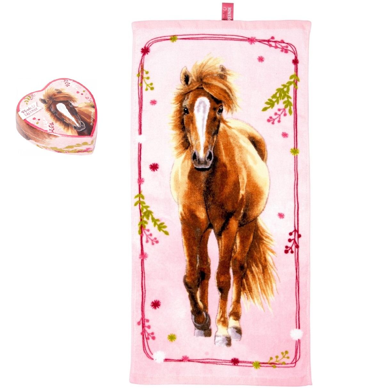 """Волшебное полотенечко """"Друзья Лошадей"""""""