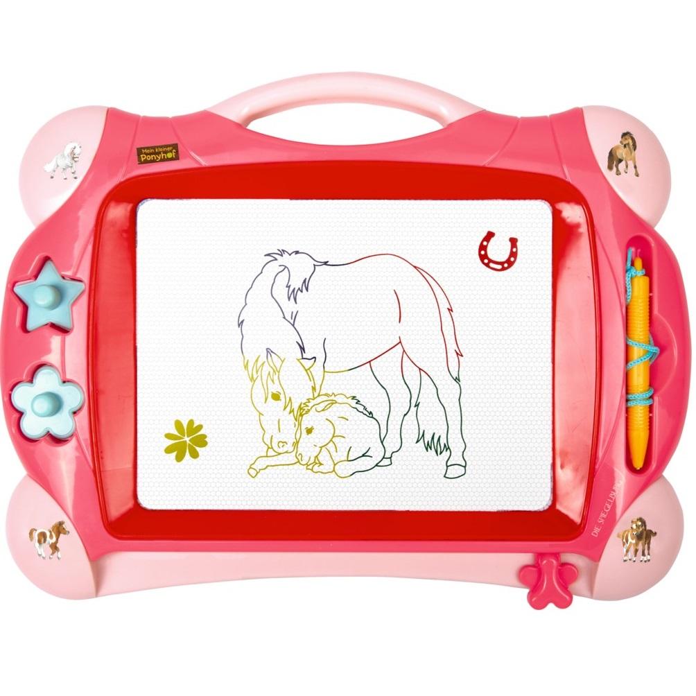 """Магнитная доска для рисования """"Друзья Пони"""""""