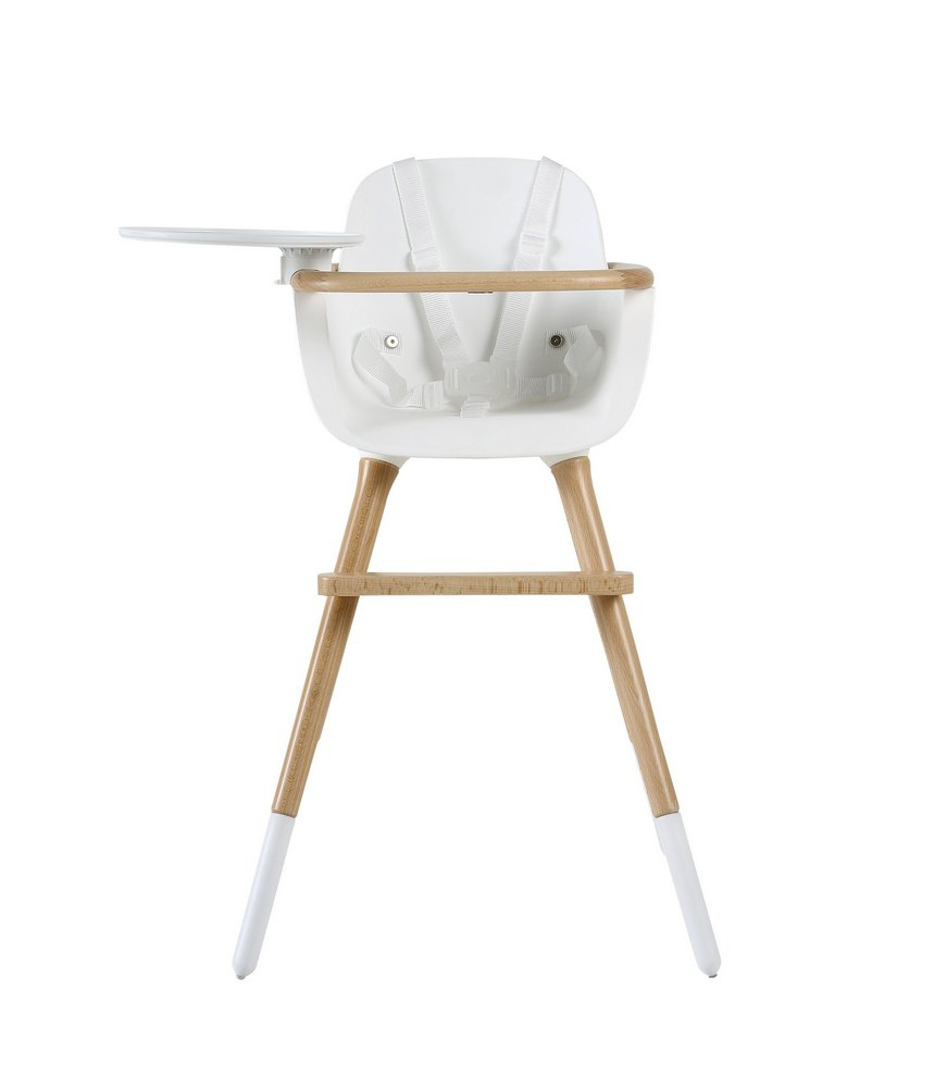 Ремни безопасности к стульчику OVO белые