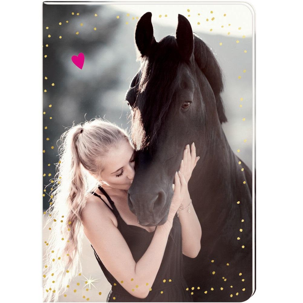 """Блокнот """"Друзья Лошадей"""" ассортимент"""