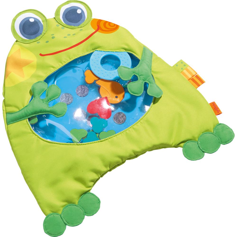 """Игровой коврик с водой """"Лягушка"""""""