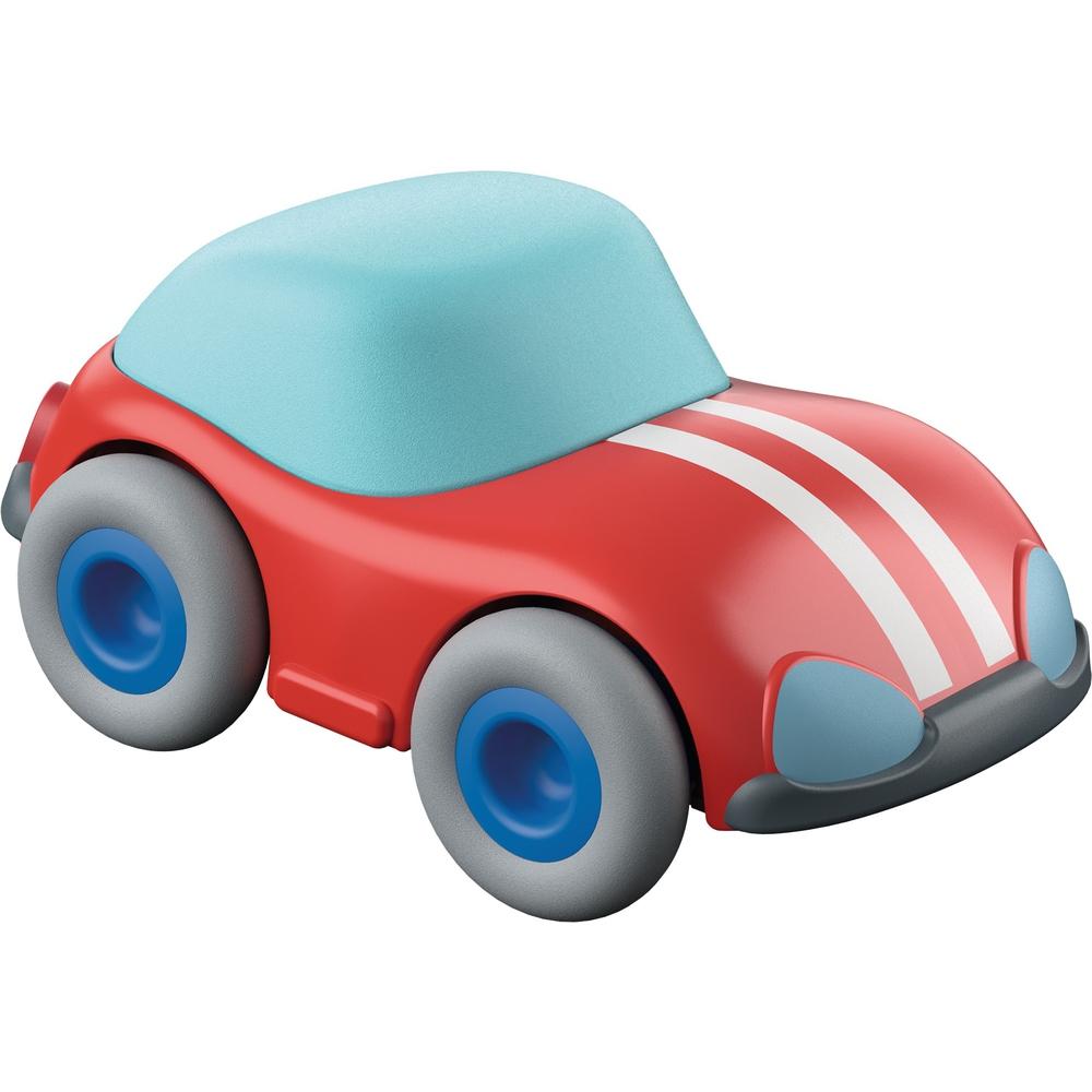 Машинка гоночная красная