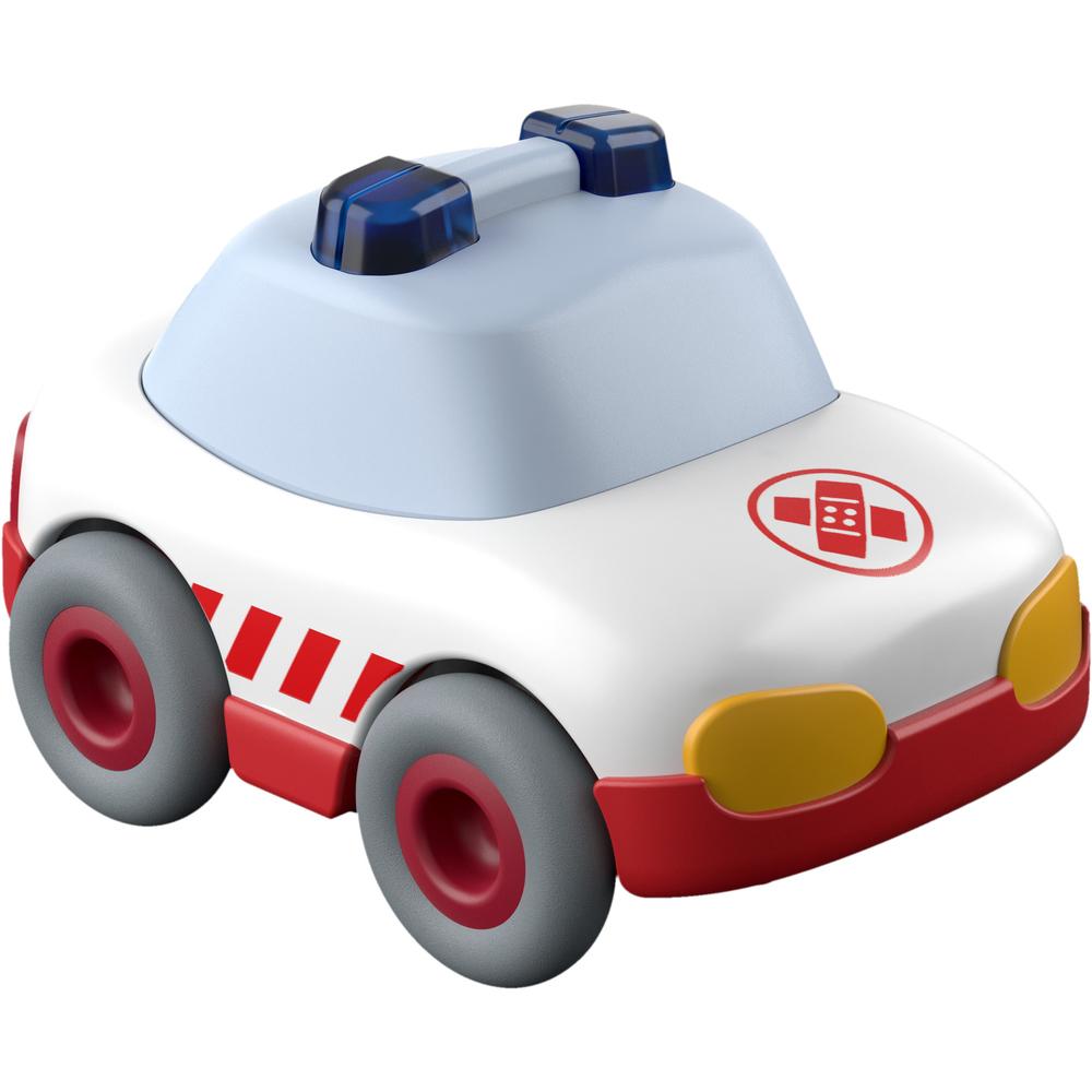 Машинка скорой помощи с моторчиком