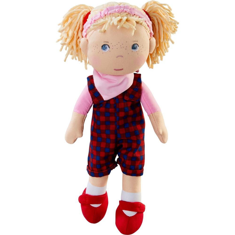 """Мягкая кукла """"Зои"""""""