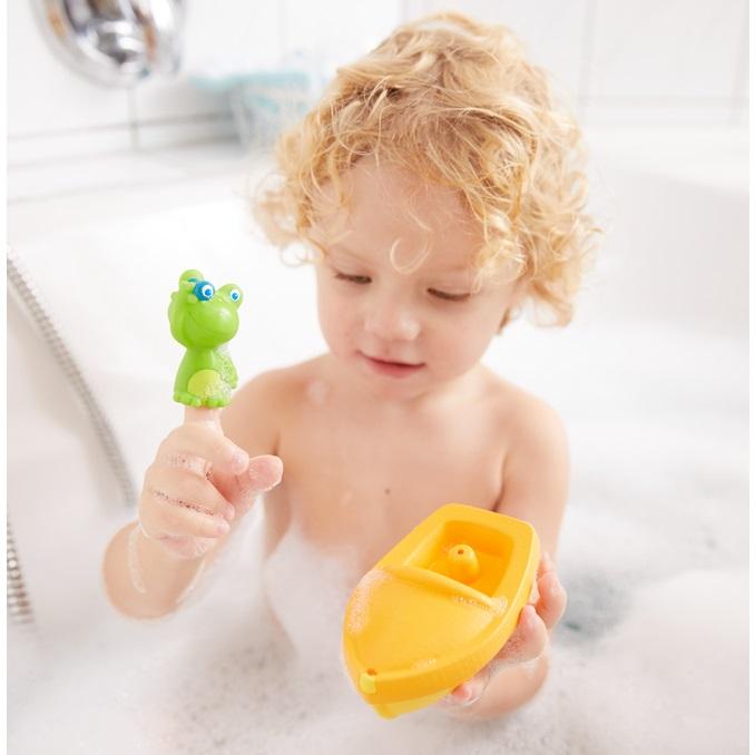 "Игрушка в ванную ""Лягушка в лодке"""