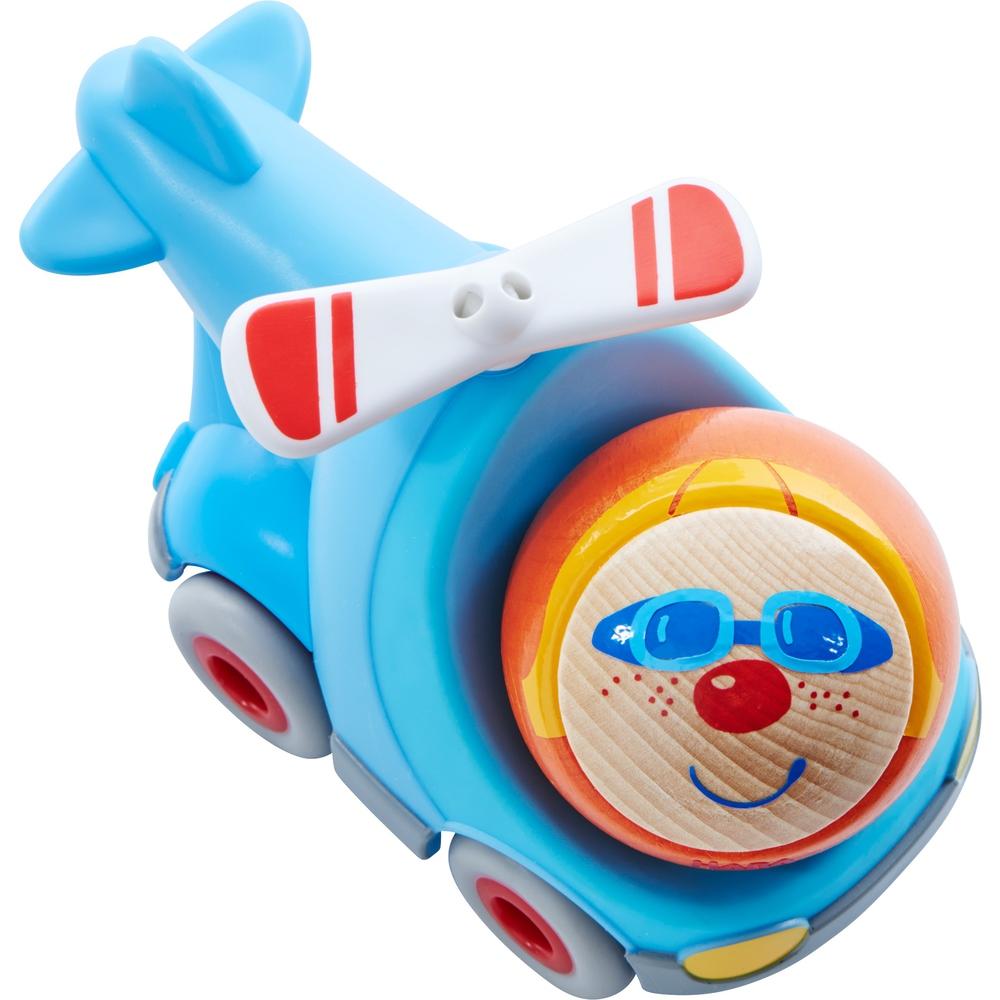 Машинка-вертолет Хьюго
