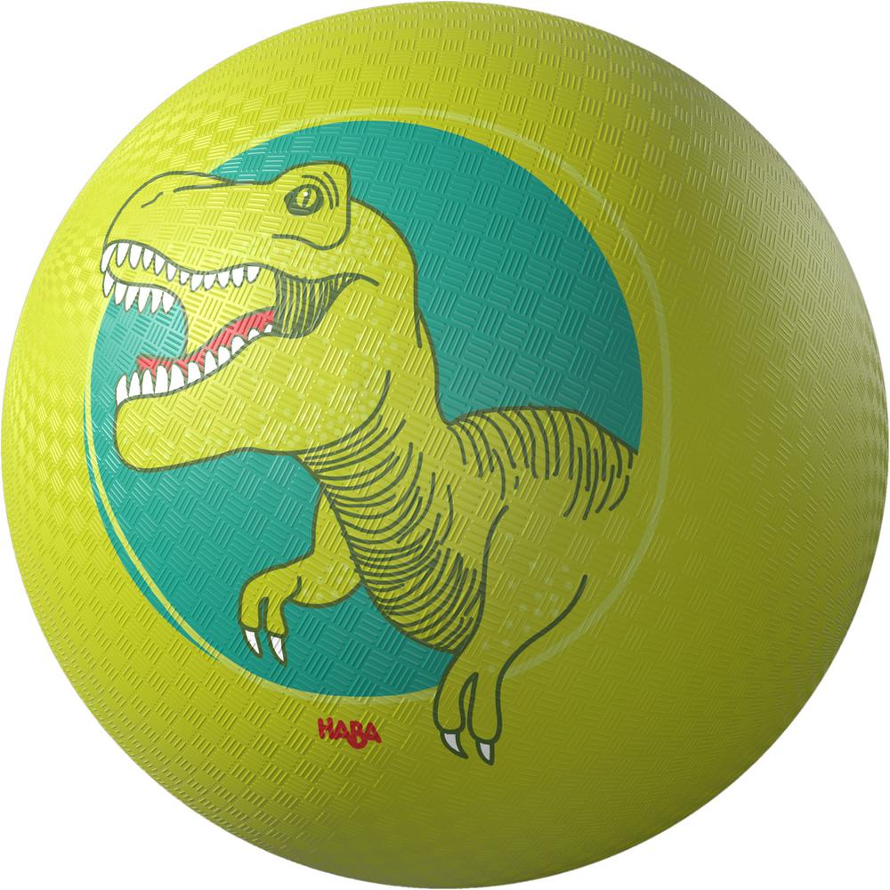 """Каучуковый мяч """"Динозавр"""""""
