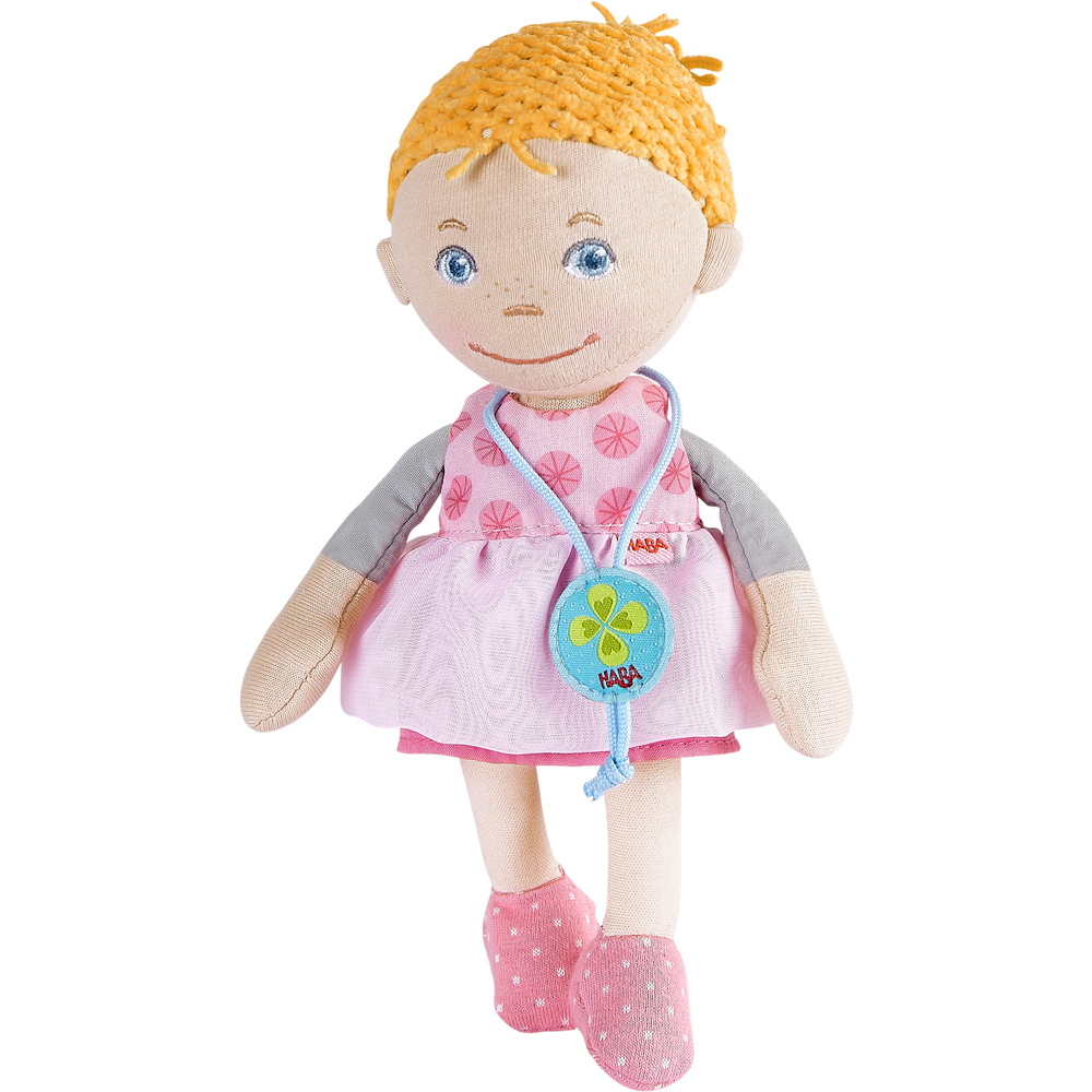 """Мягкая куколка """"Лив"""""""