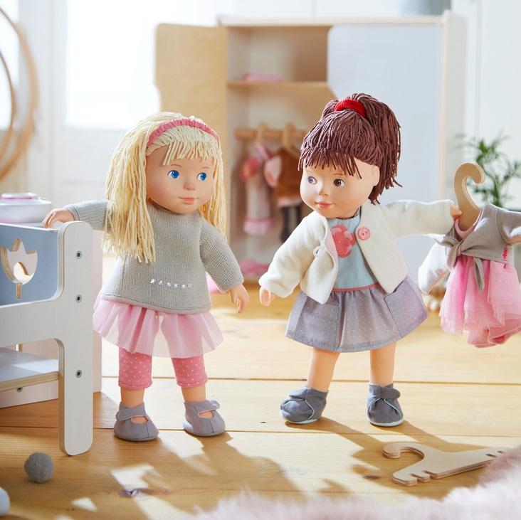 """Мягкая кукла """"Элиза"""""""
