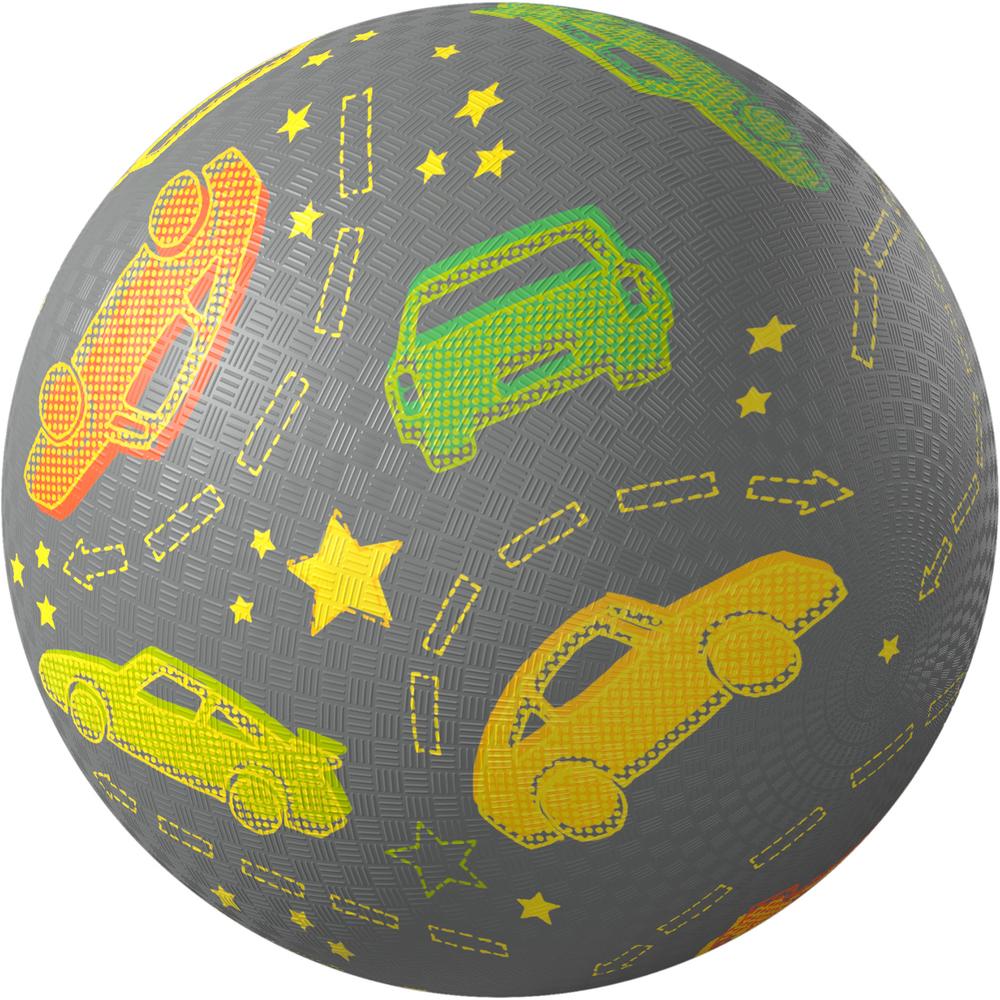 """Каучуковый мяч """"Авто"""""""