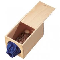 Коробка для тренировки тактильных чувств