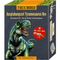 "Набор юного археолога ""Мир Динозавров"" Тиранозавр"