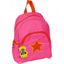 """Маленький рюкзак """"Светлячок"""" розовый"""