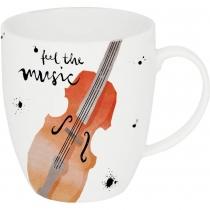 """Чашка """"Звуки музыки"""""""