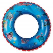 """Надувной круг для плавания """"Капитан Шарки"""""""
