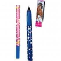 """Ручка+корректор """"Друзья Лошадей"""""""