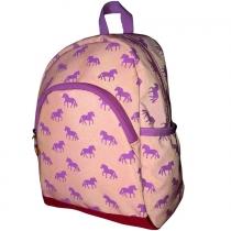 """Маленький рюкзак """"Светлячок"""" лошадки"""