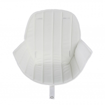 Тканевая вкладка к стульчику для кормления OVO белая