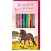 """Цветные карандаши """"Друзья Лошадей"""""""