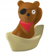 """Игрушка в ванную """"Медвежонок-пират"""""""