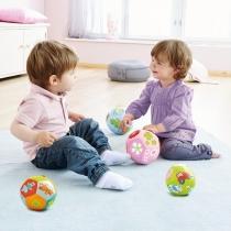 """Мячик для малышей """"Цветочки"""""""