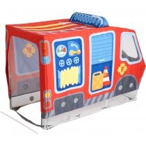 """Игровой домик """"Пожарная машинка"""""""