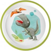 "Тарелка мелкая ""Динозавры"""