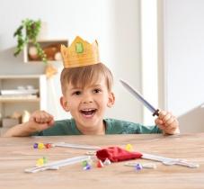 """Настольная игра """"Да здравствует корона!"""" (от 6ти лет)"""