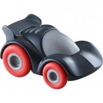 Машинка гоночная черная с моторчиком