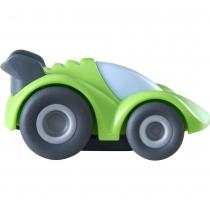 Машинка зеленая с моторчиком