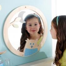 """Зеркало """"Мудрая сова"""""""