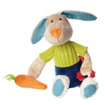 """Развивающая игрушка """"Зайчик с морковкой"""""""